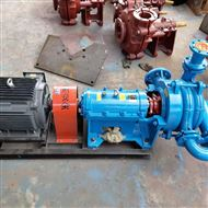 ZJEX新型双叶轮压滤机进料泵