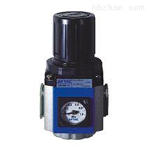 AIRTAC過濾調節器,GFR400-15-A-F1-W采用嵌入式方形壓力表