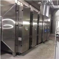 KT不锈钢工业蜂窝式净化器