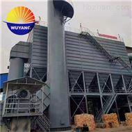 12000平除尘器6.78米捣固焦炉干式除尘地面站