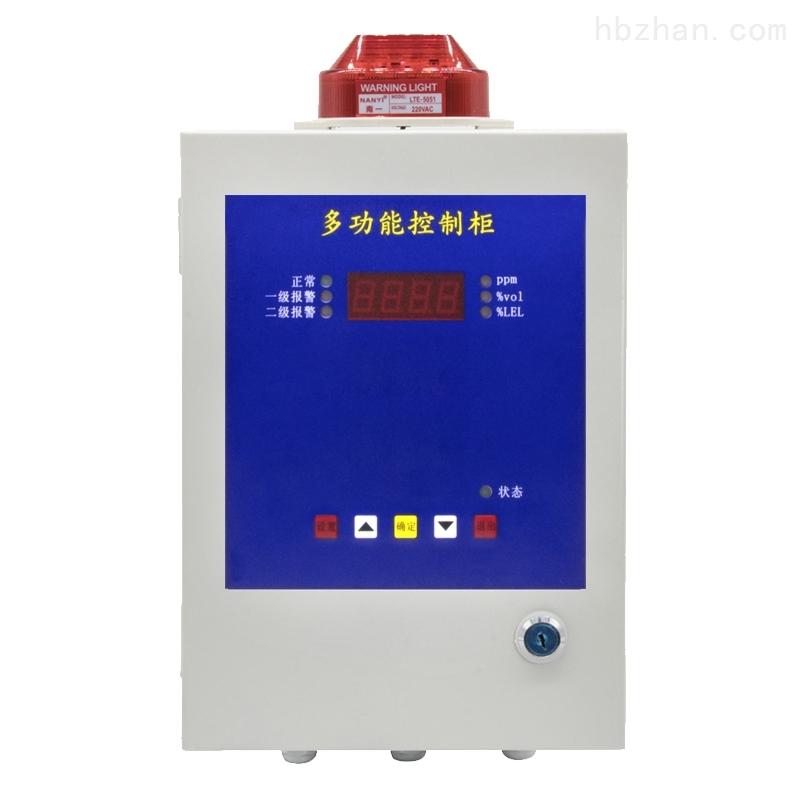 固定式气体浓度检测仪