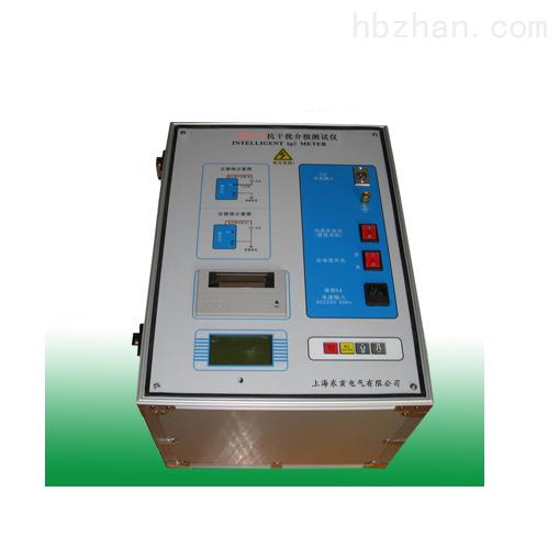 变频抗干扰介质损耗测试仪GH-6208E