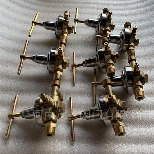 YQYG-224氧气点阀箱氧气减压器
