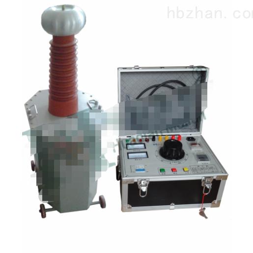 GH-TDM轻型交直流高压试验变压器