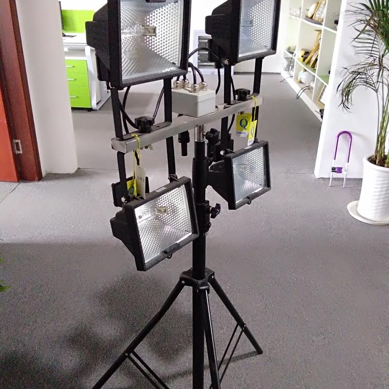 SFD3000B抢险应急防汛探照灯升降移动装置