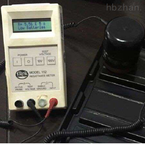 TREK152-1数显表面电阻测试仪