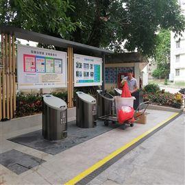 DLH200智能地埋式垃圾桶厂家
