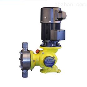 G系列機械隔膜計量泵