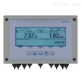 Kontrol 152雙參數水質測量儀