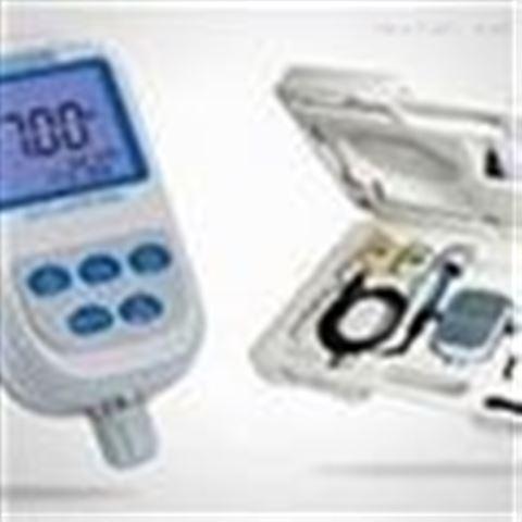 北京便携式pH/mv/电导率/溶解氧测量仪