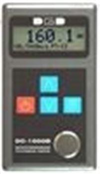 智能型超声波测厚仪