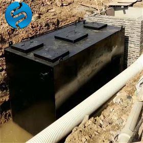 DM-B生活小区一体化污水处理设备