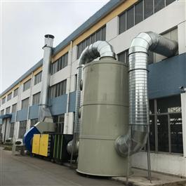 CY-FQ-002工业废气催化燃烧设备