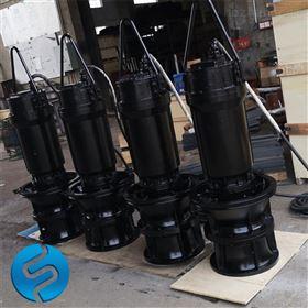 不锈钢潜水轴流泵选型