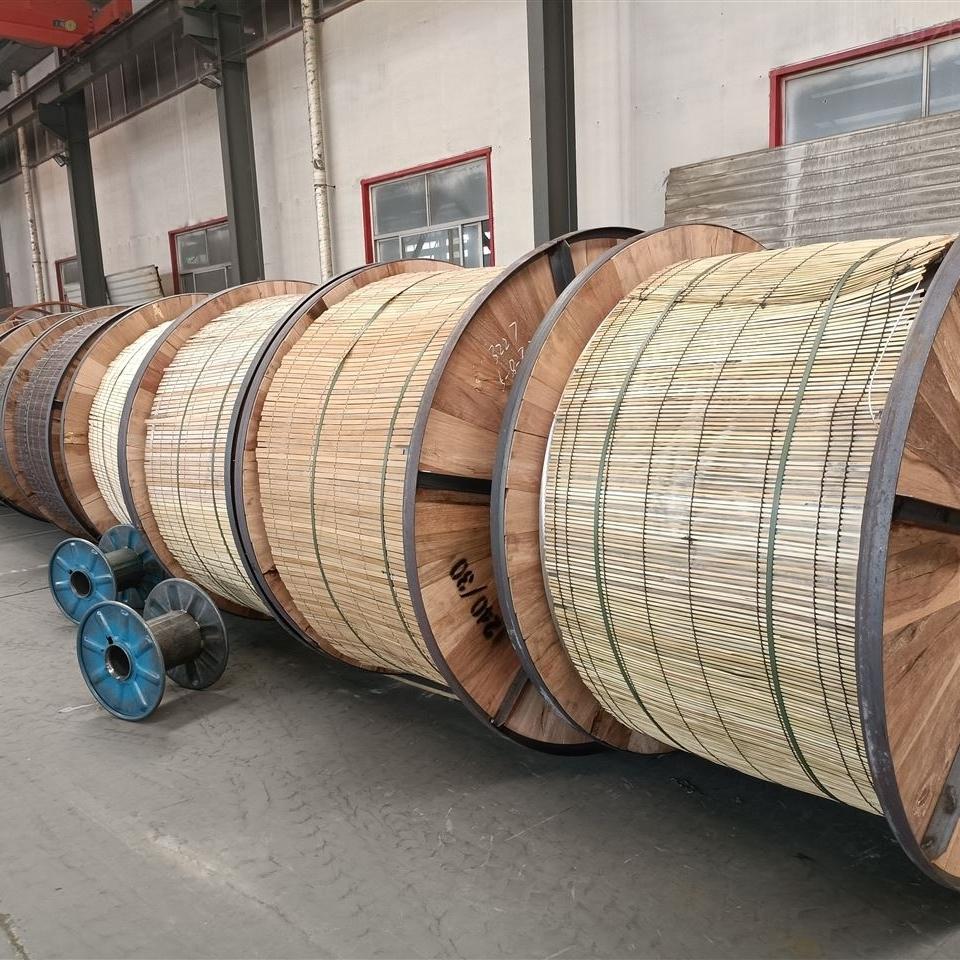 铝包钢绞线JLB20A-55价格查询