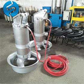 水下潜水搅拌器型号