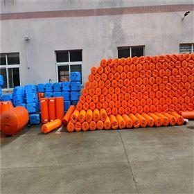 FT300*1000河道拦污浮筒拦截水面拦截垃圾拦污排