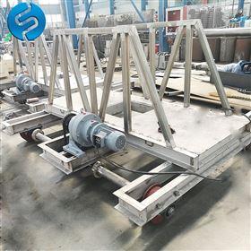 ZBXN周邊傳動污泥濃縮機安裝方法