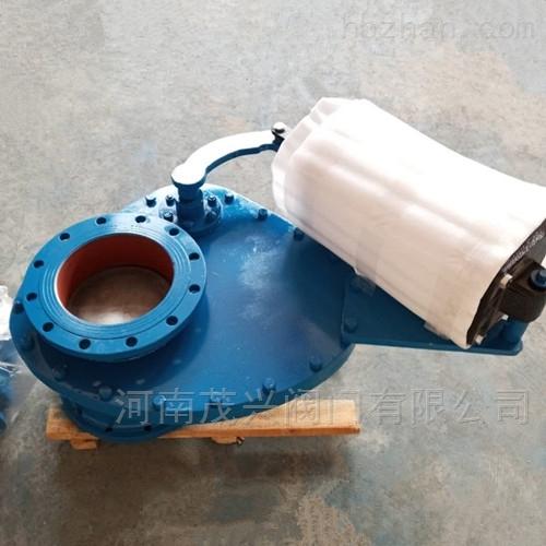 磨盘式物料输送陶瓷阀
