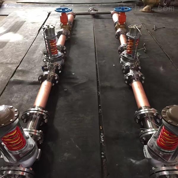 自力式氧气减压阀组