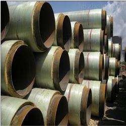 天津预制直埋蒸汽玻璃钢温泉用水保温管厂家