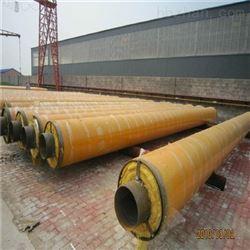 河北邯郸玻璃钢预制直埋式保温管报价