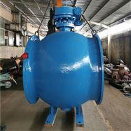 PBQ940H-10C大口径偏心半球阀