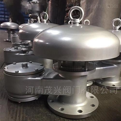 QZF-89不锈钢全天候防冻阻火呼吸阀
