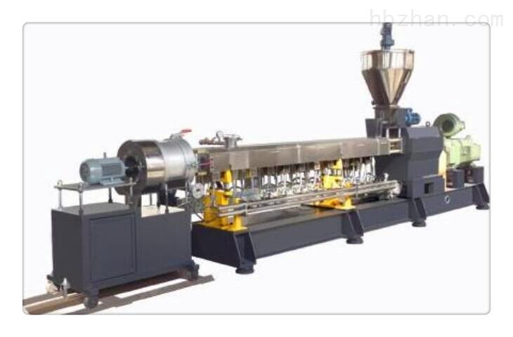 PVC改性造粒机(图组)