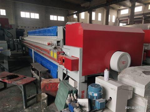 搅拌站 污水处理 压滤机 污泥脱水 石材废水