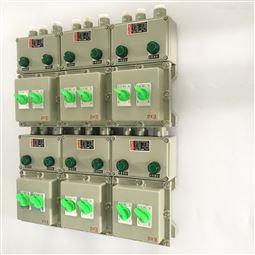 IIC级带漏电BLK52-32A220V防爆断路器