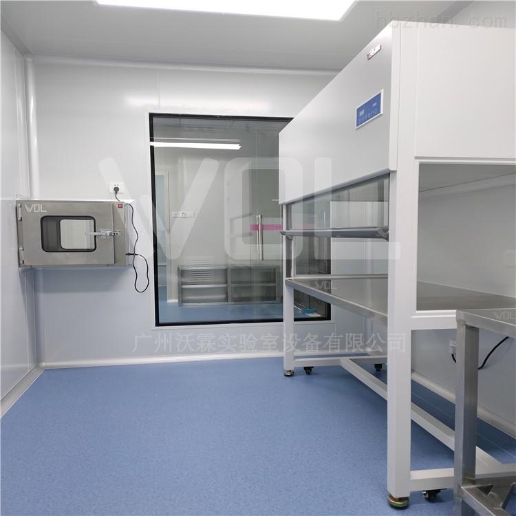 藥廠車間實驗室工程建設