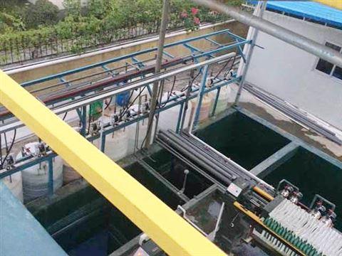 线路板厂废水处理