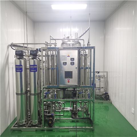 无锡纯化水设备   设备生产厂家  可定制
