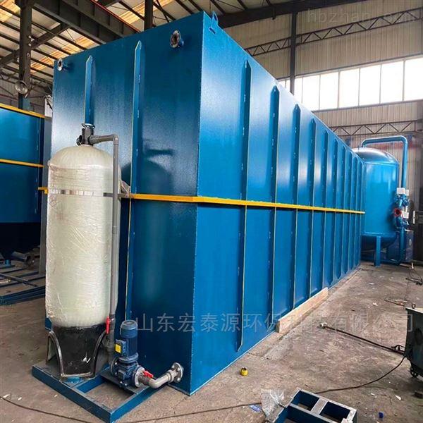 生活污水一体化处理设备厂家