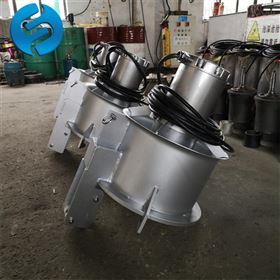 QHB型污泥回流泵安装支架的作用