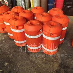 300*600水电站水库抽油抽沙用管道浮筒