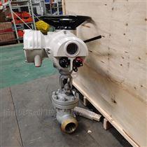 江苏贝尔焊接电动闸阀配引进型智能执行器