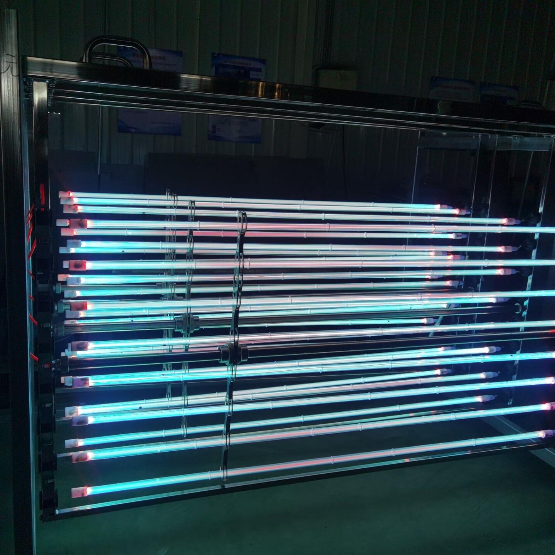 怀化市明渠紫外线消毒系统