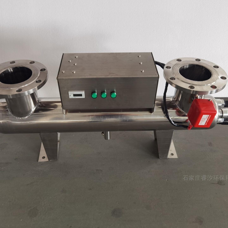 常州市RZ-UV2-DH100FW消毒器