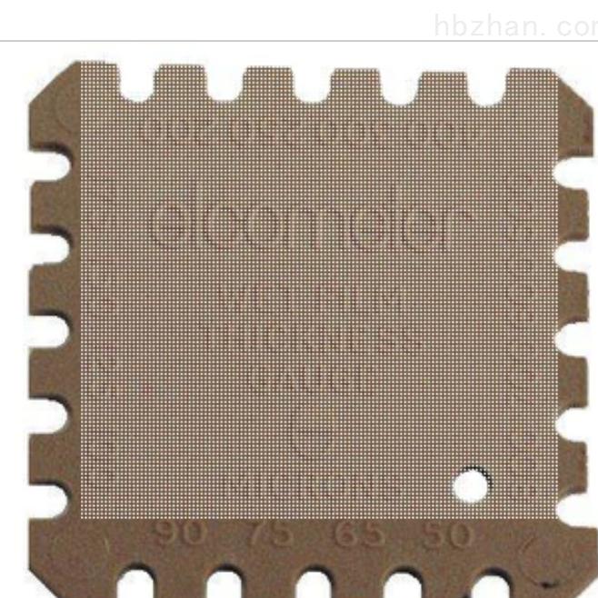 Elcometer154湿膜梳