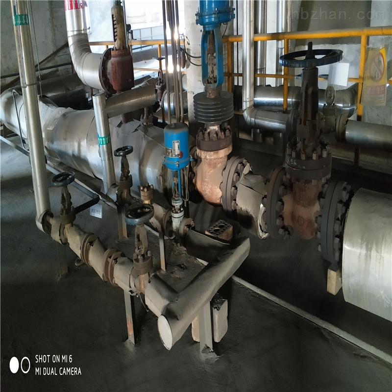 电动蒸汽减温减压装置