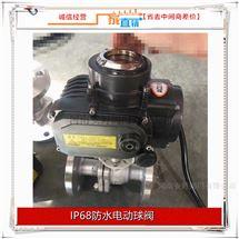 FSQ941FIP68防水电动球阀