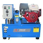 CAL25/15E车载高压热水清洗机