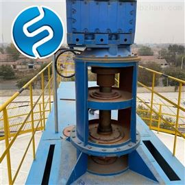 JBJ-1000含油废水进水pH调整池搅拌机
