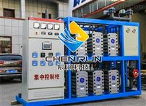 30T/H反渗透+EDI超纯水设备