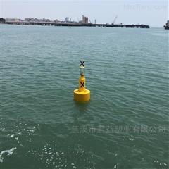 长江禁航拦截警戒浮标