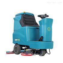 洁乐美驾驶式双刷超市工厂洗地机