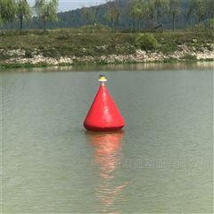 航道隔离定点塑料浮标