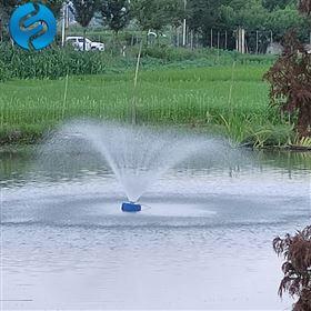 池塘增氧景觀噴泉曝氣機